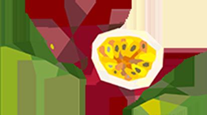 熱帯資源植物研究所のパッションフルーツやマンゴーも5%還元
