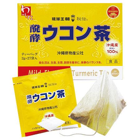 醗酵ウコン茶27袋