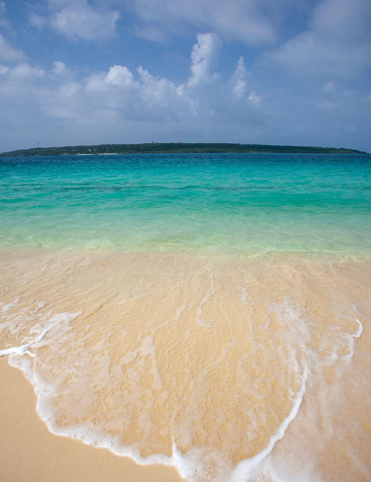 古宇利島のチヌグ浜